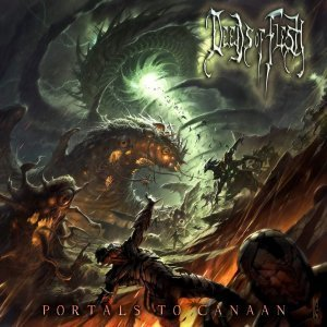 Deeds Of Flesh - Portal To Canaan (2013)