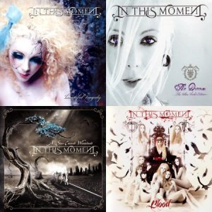 In This Moment - Discography (2007-2012)
