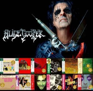 Alice Cooper - Collection (Japanese Edition) [12CD] (2011)
