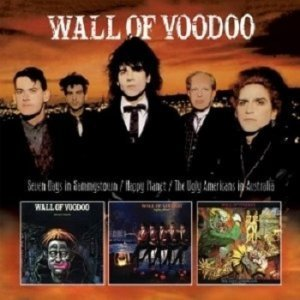 Wall Of Voodoo - Seven Days In Sammystown, Happy Planet, The Ugly Americans In Australia [3LP in 2CD] (2012)