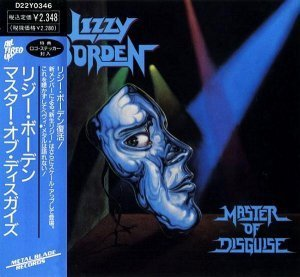 Lizzy Borden - Master Of Disguise (1989) [Japan 1st Press]
