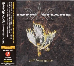 Lions Share - Fall From Grace 1999 (Japan Edit.)