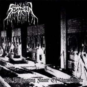 Szron - The Purificating Flame Of Annihilation (2004) [FLAC]