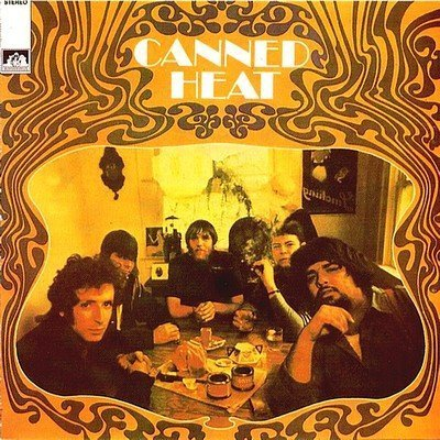 Canned Heat - Canned Heat (1967)