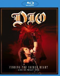 Dio - Finding the Sacred Heart: Live in Philly 1986 (2013) BDRip