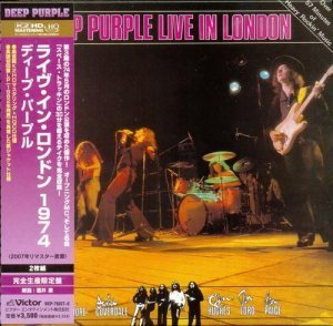 Deep Purple - Live In London [Japan] (2011)
