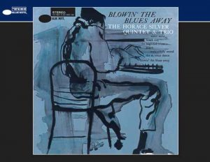 Horace Silver - Blowin' The Blues Away [HDtracks] (2013)