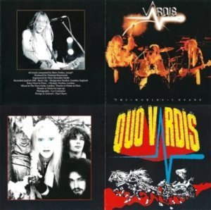 Vardis - The World's Insane / Quo Vardis (1981/1982) [2009]