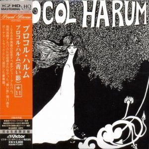 Procol Harum - Procol Harum 1967 (JAPAN EDITION 2012)