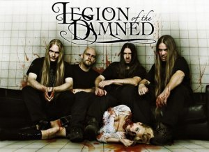 Legion Of The Damned - Ravenous Plague (2013)