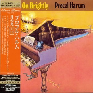 Procol Harum - Shine On Brightly 1968 (JAPAN EDITION 2012)