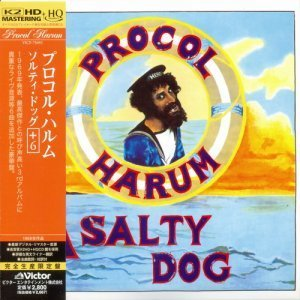 Procol Harum - A Salty Dog 1969 (JAPAN EDITION 2012)