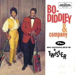 Bo Diddley - Bo Diddley & Company plus Bo Diddley's Twister [Remastered] (2013)
