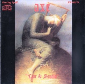 Axe - Live & Studio 1970 (Kissing Spell 1995)