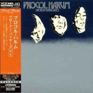Procol Harum - Broken Barricades 1971 (JAPAN EDITION 2012)