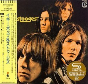 The Stooges - The Stooges 1969 (Electra/Japan SHM-CD 2009) Lossless