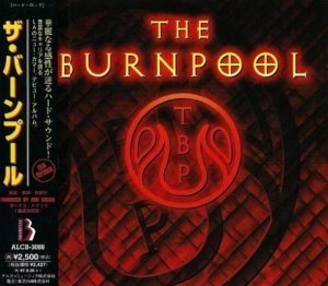 The Burnpool - The Burnpool 1995 (Alfa Music/Toshiba-EMI, Japan)