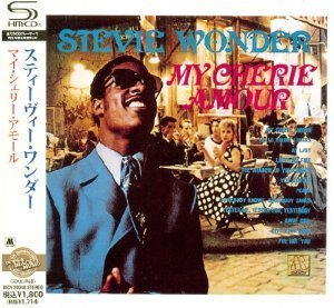 Stevie Wonder - My Cherie Amour (1968)