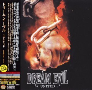 Dream Evil - United (Japanese Edition) 2CD (2006)