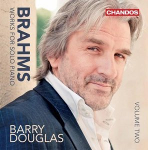 Barry Douglas - Brahms : Works for Solo Piano, Volume 2 (2013)