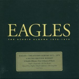 Eagles - The Studio Albums 1972-1979 [6CD, Box Set] (2013)