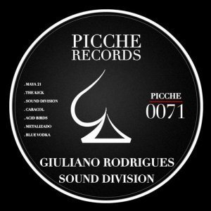 Giuliano Rodrigues - Sound Division (2013)