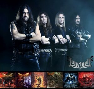 Lonewolf - Discography (2002-2013)