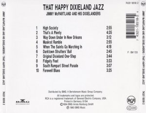 Jimmy McPartland - That Happy Dixieland Jazz (1959)