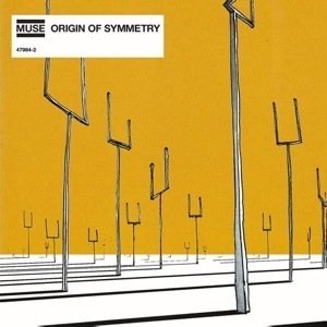 Muse - Origin of Symmetry (2001) [Japanese Edition]