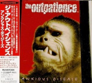 The Outpatience - Anxious Disease 1996 (Teichiku/Japan)