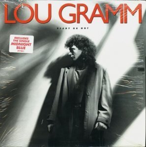 Lou Gramm - Ready Or Not 1987 (Vinyl Rip 24/192)