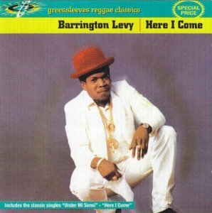Barrington Levy - Here I Come (1985) [Reissue 2012]