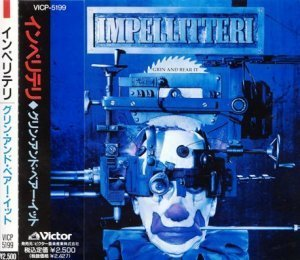 Impellitteri - Grin And Bear It 1992 (Victor/Japan)