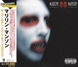 Marilyn Manson - The Golden Age Of Grotesque (2003) [Japan]