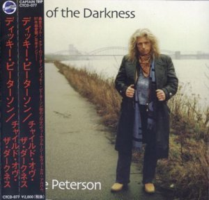 Dickie Peterson - Child of the Darkness 1997 (Captain Trip/Japan)