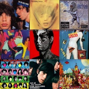 The Rolling Stones - Discography (2013)