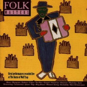 VA - Folk Masters: Great Performances Recorded Live At The Barns Of Wolf Trap (1993)