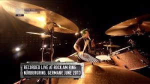 Green Day - Rock am Ring (2013) HDTV