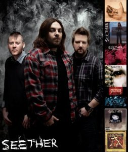 Seether - Discography (2001-2011)
