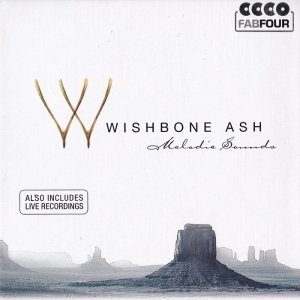 Wishbone Ash - Melodic Sounds [4CD BoxSet] (2009)