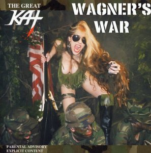 The Great Kat - Wagner's War (2002)