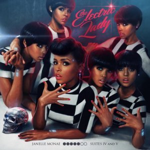 Janelle Monae – The Electric Lady (2013)