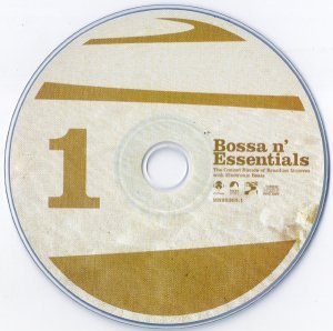 VA - Bossa n'Essential (3 CD Box Set 2012)