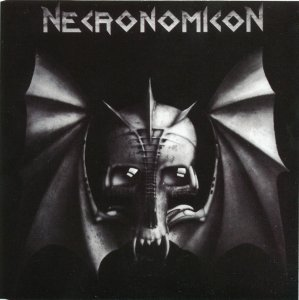 Necronomicon - Necronomicon (1986) [Reissue 1991 - US 1st Press]
