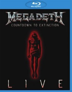 Megadeth - Countdown to Extinction, Live (2013) BDRip