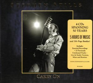 Stephen Stills - Carry On [4CD BoxSet] (2013)