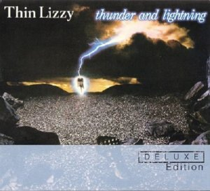 Thin Lizzy - Thunder And Lightning 1983 [2CD Deluxe Edition] (2013)