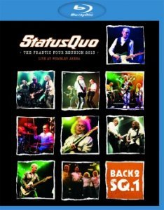 Status Quo - The Frantic Four Reunion 2013: Live at Wembley Arena (2013) BDRip