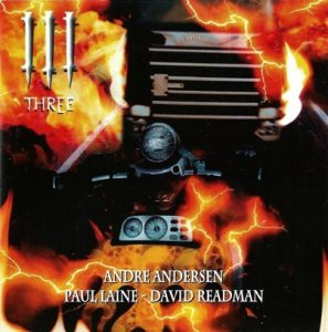 Andersen Laine Readman - Three (2006)