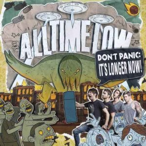 All Time Low - Dont Panic Its Longer Now (2013)